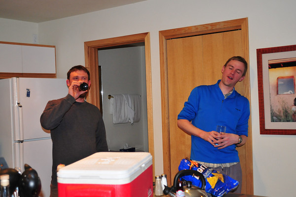 Grant's Bachelor Party-Breckenridge, April 2010