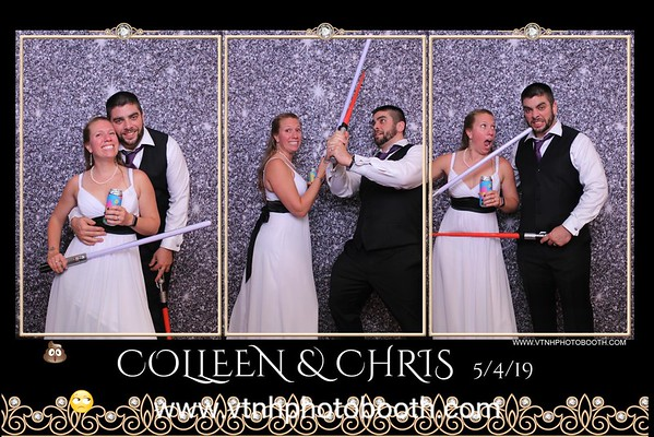 Prints - 5/4/19 - Colleen & Chris