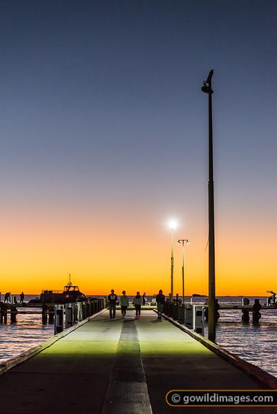 Cervantes Pier