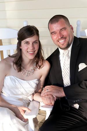 Wedding: Cindy and Tim