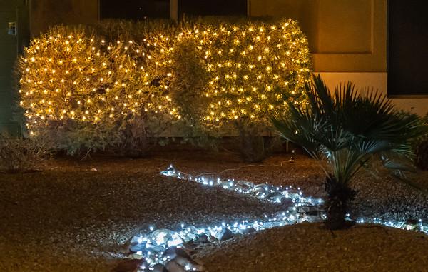 Christmas Lights in the Neighborhood 19 Dec 2020