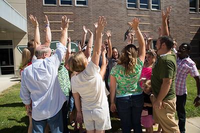 2015-08-01 - Brookside School IPS 54 Prayer Gathering