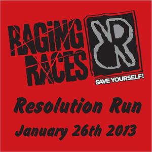 2013.01.26 Raging Races Resolution Run