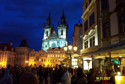 Grindelwald-Prague Jan 2007