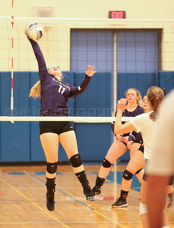 H'port Volleyball 11-3-18 (Sectional Final)