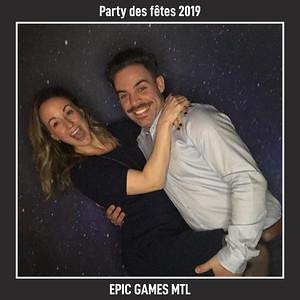 19 décembre 2019 - Epic Games MTL