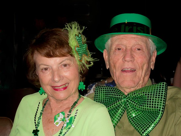 St. Patrick's Day Dance 2017