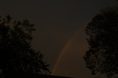 Rainbow Over Hampton Roads