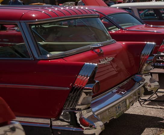 ON, Beeton Honey Festival Car Show-2014