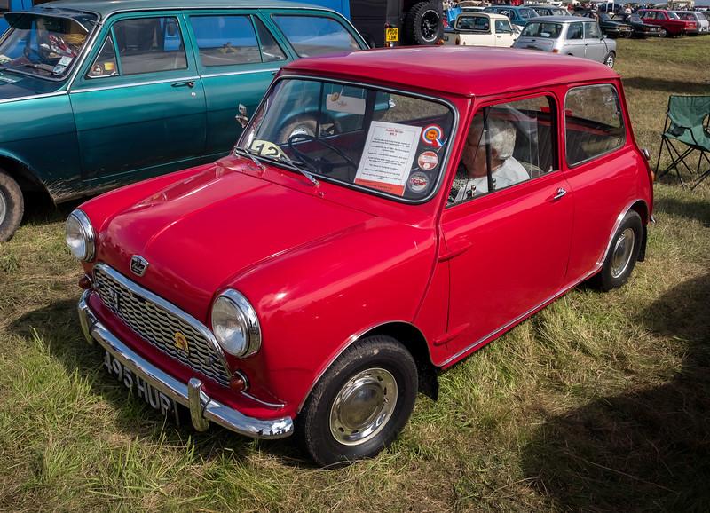 1960 Austin 'Se7en' Mini