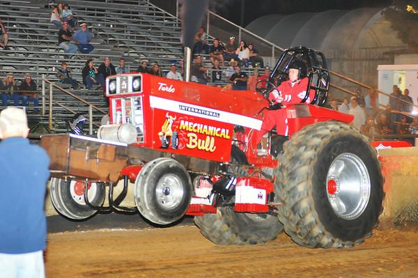Rockingham County Fair  DRAGON MOTORSPORTS TRUCK & TRACTOR PULL 8-16-14