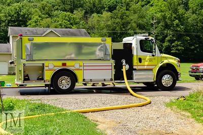 07-18-19 West Lafayette FD - House Fire
