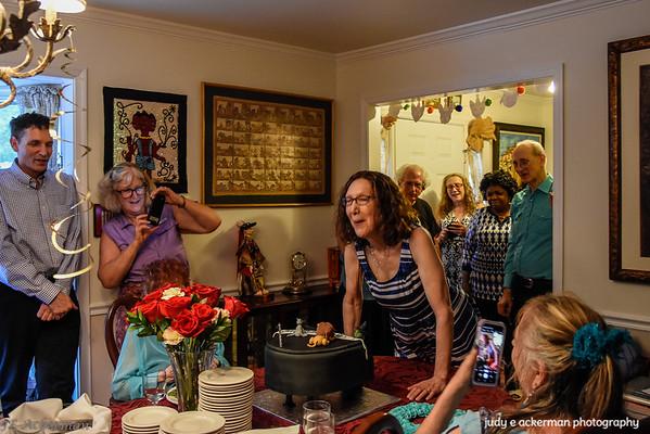Nancy's 70th Birthday Party