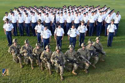 5-12-17 E/2-54, B/2-58 & E/2-54 Graduation Ceremony
