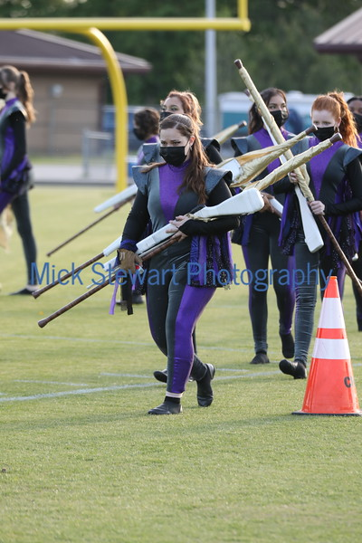 Corinth Holders Marching Band