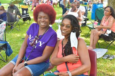 Jazz Festival @ Woodstock Park - 7.24.21