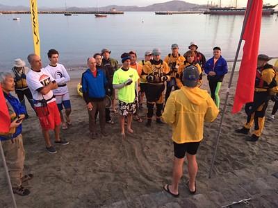 2015 More Alcatraz Swim with the Centurions