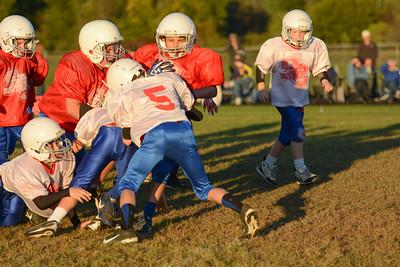 Bulldogs Vs Patriots 092413