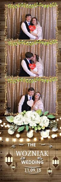 THE WOZNIAK WEDDING