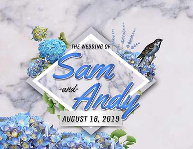 Sam & Andy's Wedding!