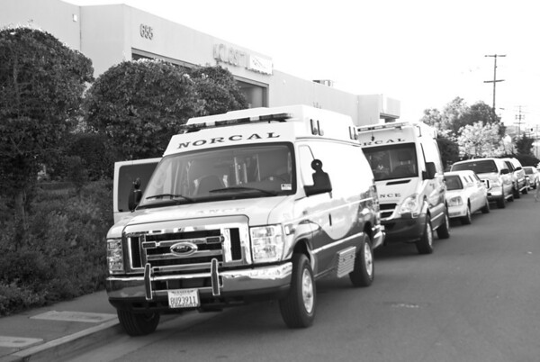 Angelica Limo and Norcal Ambulance Grand Opening 9-22-09