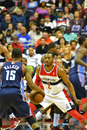 Wizards - Bobcats