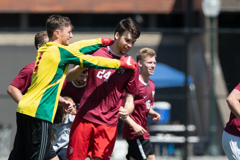 Willamette Soccer Alumni Game