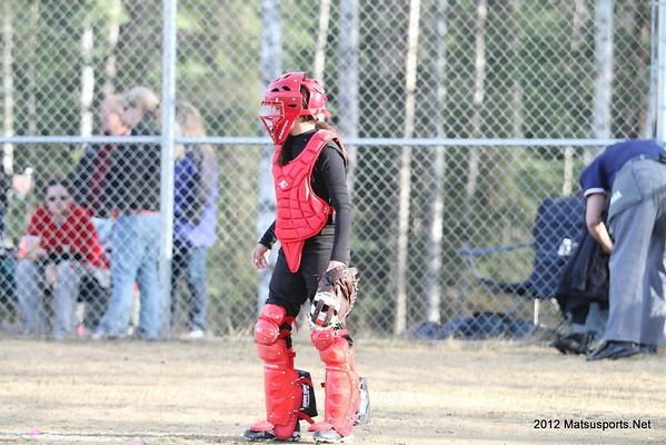 Houston Vs Palmer V Softball 5-7-2012