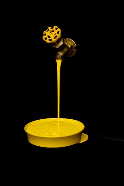 Dominant Yellow Slideshow for Website