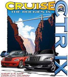 Cruise the Rockies IX