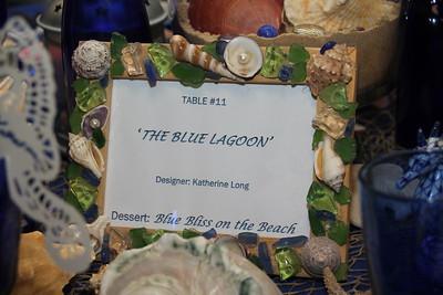 Blue Lagoon, Katherine Long, Designer