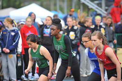 Girls 800 Meters - 2014 MHSAA Region 9-1