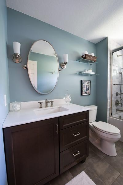 Harmony Interiors Bath Remodel