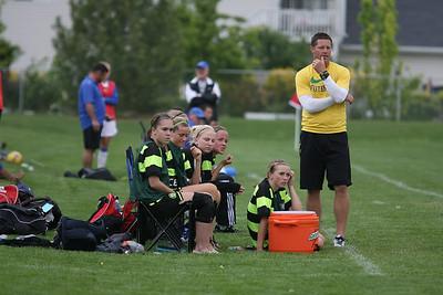 Celtic U17 vs Sparta (State Cup Semi)