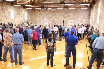 Rock Gym Dedication, Oct 12, 2012