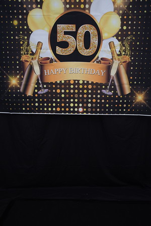 Bernita & Bernard 50th Birthday Celebration