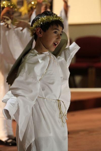 St. Frances Christmas Show 2012