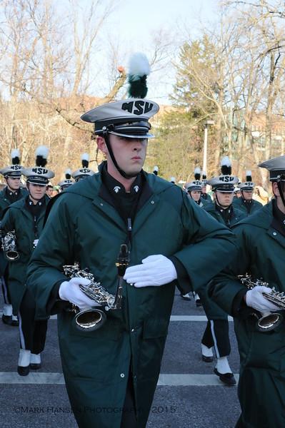Parade March - 2015