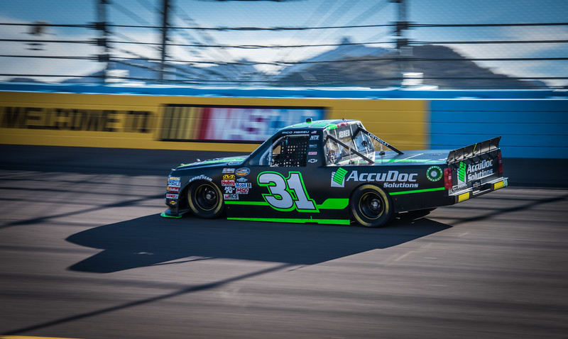 Phoenix 2015 - Truck Races