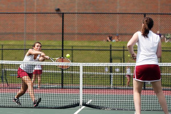 Lenox vs. Monument Girls Western Mass. Tennis Finals-061215