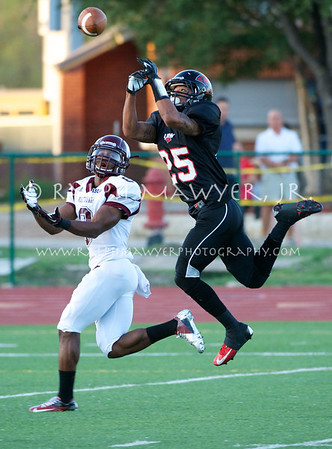 Football - 2012 Incarnate Word vs West Tx A&M