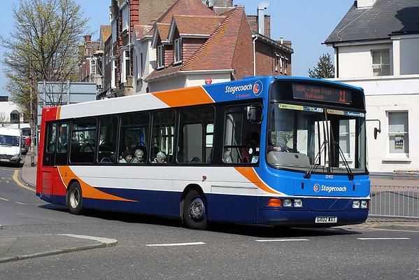 Single Deck Buses
