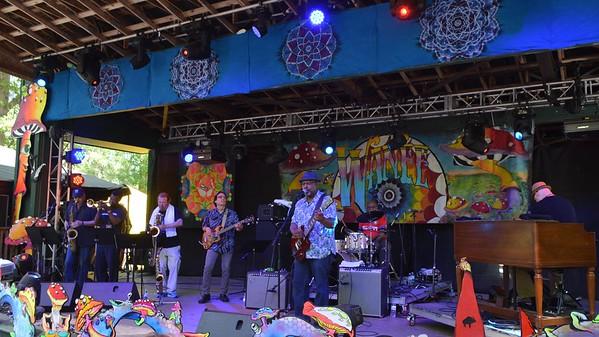 Jaimoe's Jasssz Band, Wanee '17