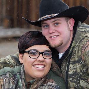 Liz and Joe's Engegement Photos