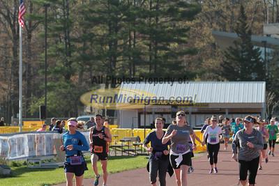 Half Marathon Finish Gallery 1 - 2014 TC Track Club Bayshore Marathon