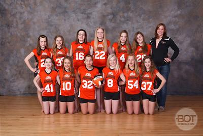 Moorhead Juniors Volleyball