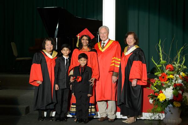 Graduation - Santa Cruz Dec 2015 Diplomas