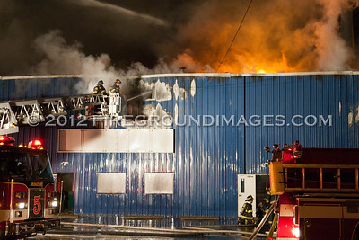 State St. Ext. Fire (Bridgeport, CT) 4/5/12