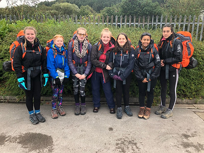 Autumn training and expeditions