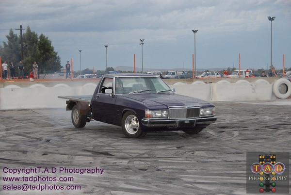 Burnout Comp Steel City Nov 2012